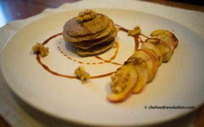 Vegan Pancake'ler