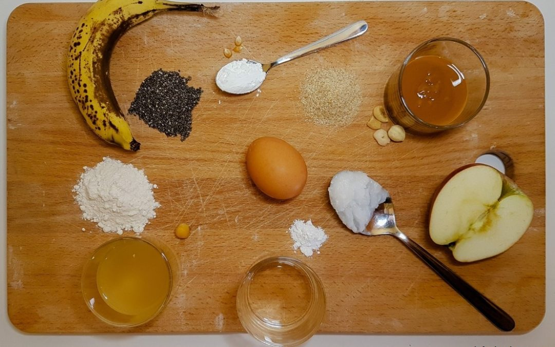 Egg substitutes: how and why to replace eggs with cheap, sustainable and household ingredients