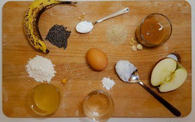 Sostituire l'uovo con ingredienti comuni, economici e sostenibili