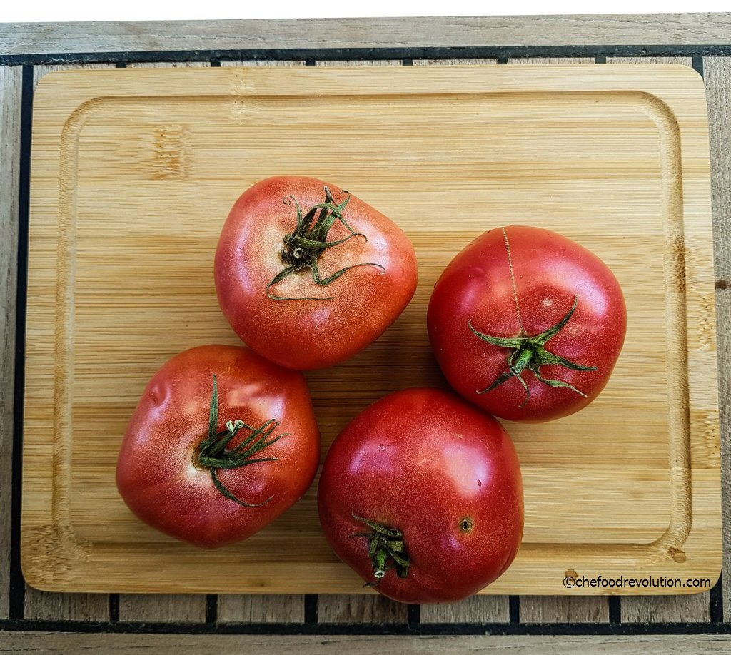 TOMATO, THE RED GOLD: here is TOMATO REVOLUTION