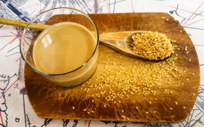 What is TAHINI: a super food that you can make at home