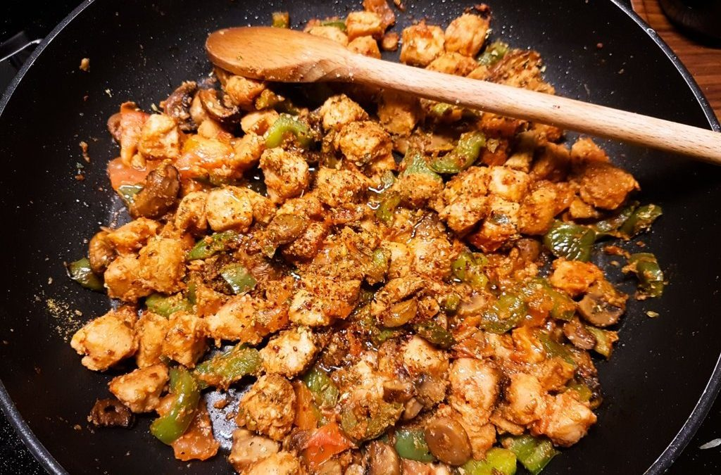 Vegan Kokorec (or kokoretsi): the ethical reinterpretation of a traditional dish