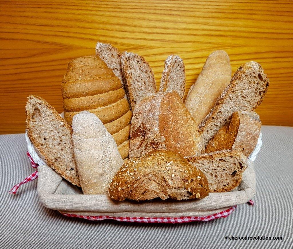 ridurre lo spreco di pane
