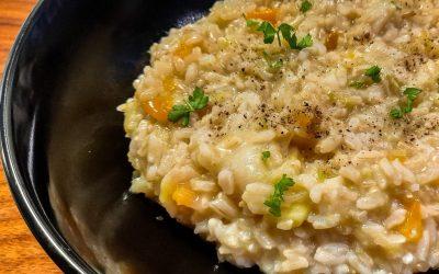 Come cucinare il risotto (anche integrale) con la pentola a pressione (pap)