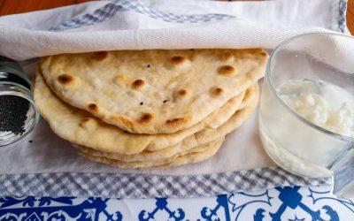 Piadine di farro al Kefir senza burro né strutto: veloci, economiche, gustose