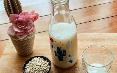 """How to make Oat Milk at home (DIY): cheap, delicious and not """"slimy"""""""