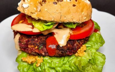 Vegan Lentil Burgers Recipe: a Quick, Tasty and Ethical Game Changer