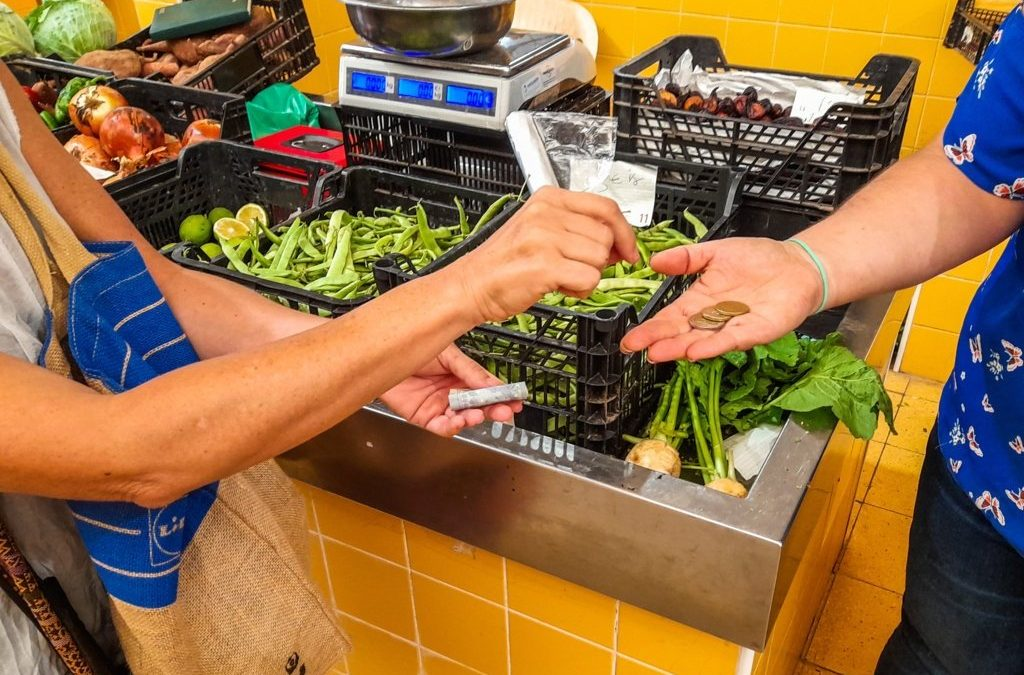 How to save money on groceries and eat healthy: tips